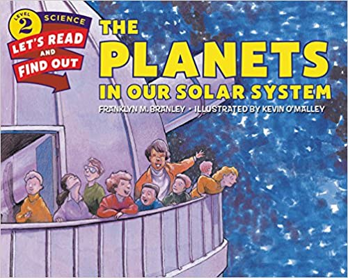 Let's Read and Find Out Science lev-2 : The Planets in our Solar System - Kool Skool The Bookstore