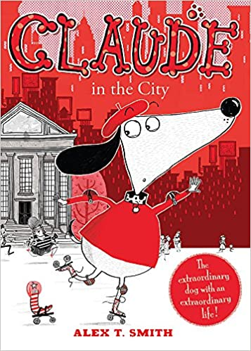 Claude in the City - Kool Skool The Bookstore