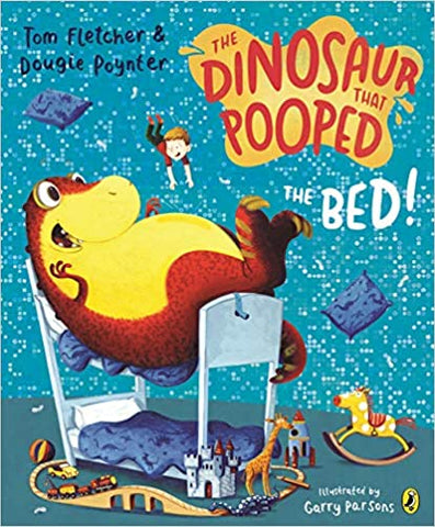THE DINOSAUR THAT POOPED THE BED - Kool Skool The Bookstore