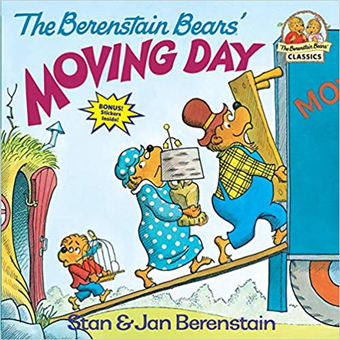 The Berenstain Bears' Moving Day - Kool Skool The Bookstore