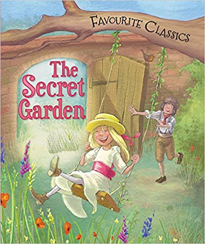 Favourite Classics : The Secret Garden - Kool Skool The Bookstore