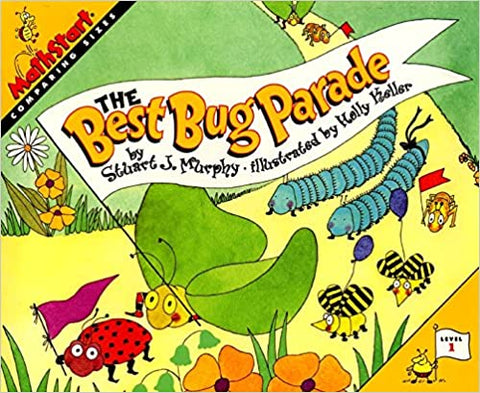 Mathstart Lev-1 : The best Bug Parade - Kool Skool The Bookstore
