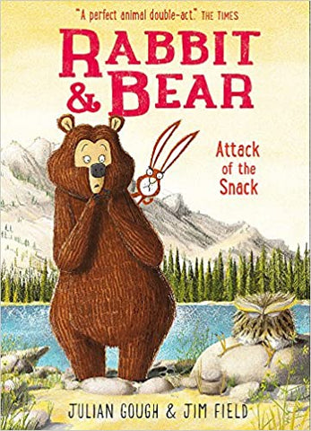 Rabbit & Bear : Attack of the Snack - Kool Skool The Bookstore