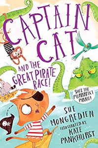 CAPTAIN CAT AND THE GREAT PIRATE RACE (CAPTAIN CAT STORIES) - Kool Skool The Bookstore
