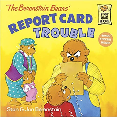 The Berenstain Bears: Report Card Trouble - Kool Skool The Bookstore