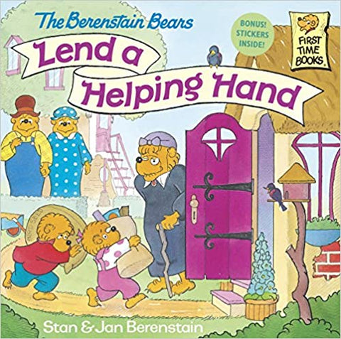 The Berenstain Bears Lend a Helping Hand - Kool Skool The Bookstore