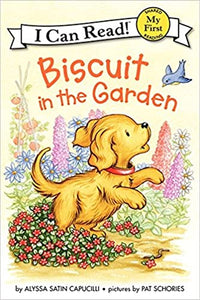 I Can Read : Biscuit in the Garden - Kool Skool The Bookstore