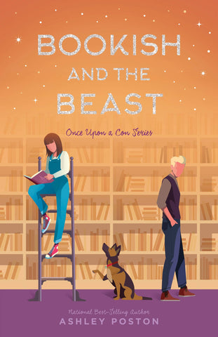 Bookish and the Beast - Hardback
