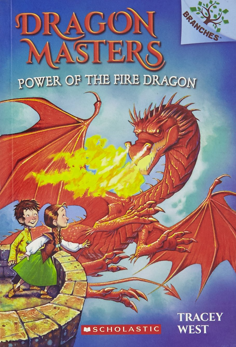 Dragon Masters #04 : Power of the Fire Dragon - Paperback