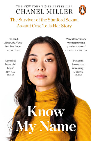 Know My Name - Paperback