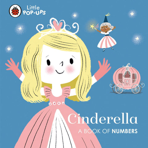 Little Pop-Ups: Cinderella - Boardbook
