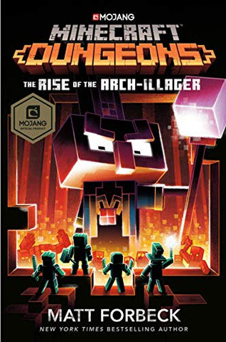 Minecraft Dungeons : Rise of the Arch-Illager - Paperback