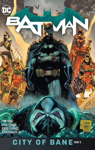 Batman Vol. 13: The City of Bane Part 2  - Hardback