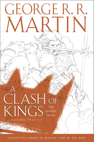 A Clash of Kings : Graphic Novel, Volume Two - Hardback