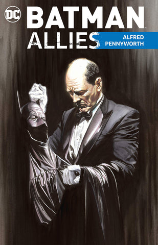 Batman Allies: Alfred Pennyworth - Paperback