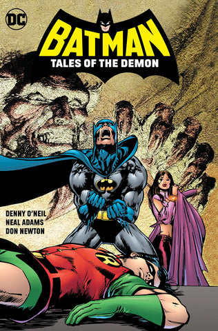 Batman: Tales of the Demon - Hardback