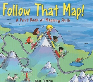 Follow That Map!: A First Book of Mapping Skills - Hardback
