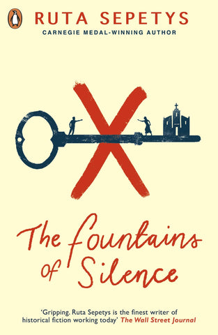The Fountains of Silence - Paperback