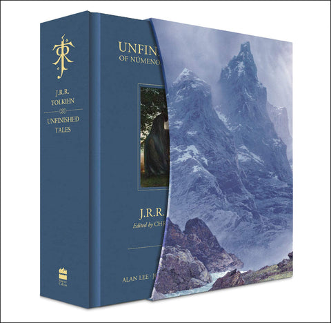 Unfinished Tales - Hardback