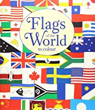 FLAGS OF THE WORLD TO COLOUR - Kool Skool The Bookstore