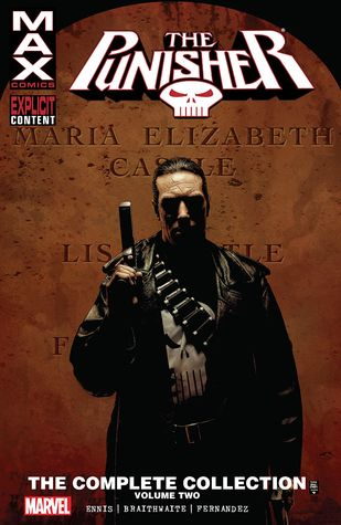 MAX: THE PUNISHER : THE COMPLETE COLLECTION VOL-2 - Kool Skool The Bookstore