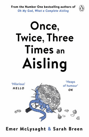 Once, Twice, Three Times an Aisling - Paperback