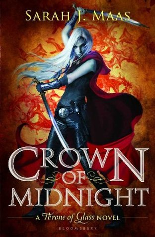 Throne of Glass #2 : Crown of Midnight - Kool Skool The Bookstore