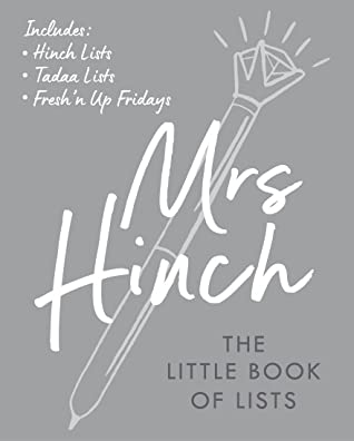 Mrs Hinch: The Little Book of Lists - Kool Skool The Bookstore