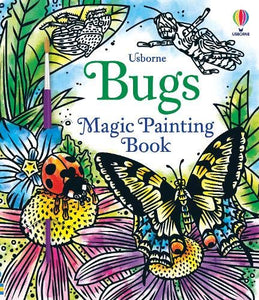 Bugs Magic Painting Book - Paperback