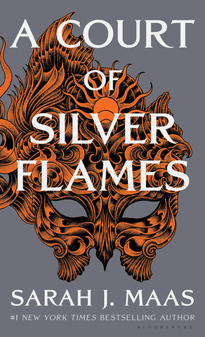 A Court of Thorns and Roses #4 : A Court of Silver Flames - Paperback