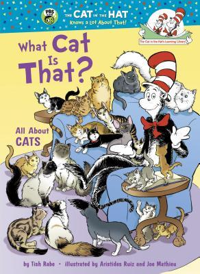 Dr Seuss : What Cat Is That? : All About Cats - Hardback - Kool Skool The Bookstore