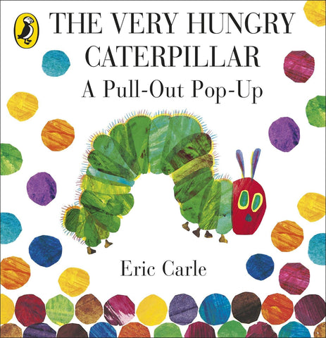 The Very Hungry Caterpillar: A Pull-Out Pop-Up - Hardback