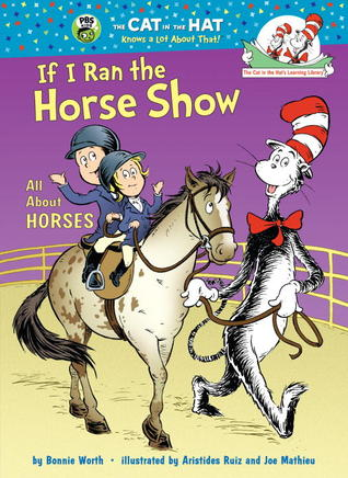 Dr Seuss : If I Ran the Horse Show All About Horses - Hardback - Kool Skool The Bookstore