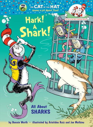 Dr Seuss : Hark! a Shark! All about Sharks - Hardback - Kool Skool The Bookstore