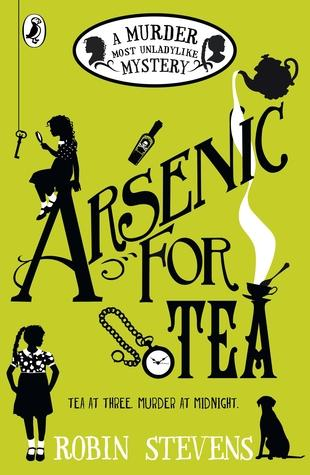 A Murder Most Unladylike #2 : Arsenic For Tea - Kool Skool The Bookstore