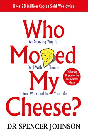 WHO MOVED MY CHEESE - Kool Skool The Bookstore