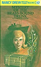 Nancy Drew #17 : Mystery of the Brass-Bound Trunk - Kool Skool The Bookstore