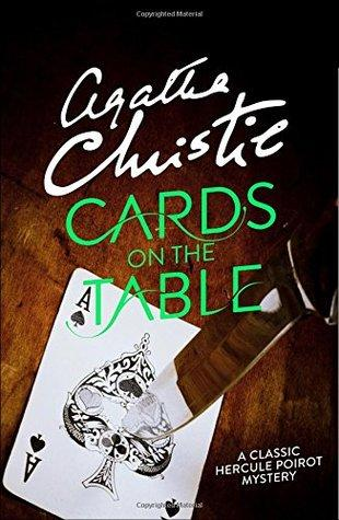 AGATHA CHRISTIE :  CARDS ON THE TABLE - Kool Skool The Bookstore