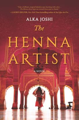 The Henna Artist - Paperback - Kool Skool The Bookstore
