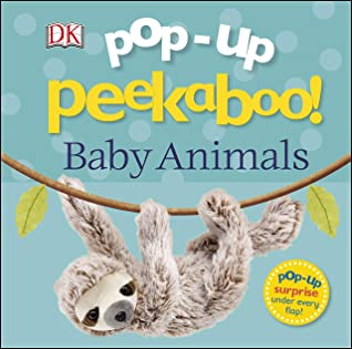 Pop-Up Peekaboo! Baby Animals - Kool Skool The Bookstore