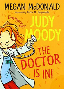 Judy Moody 5 : Doctor Is in! - Kool Skool The Bookstore
