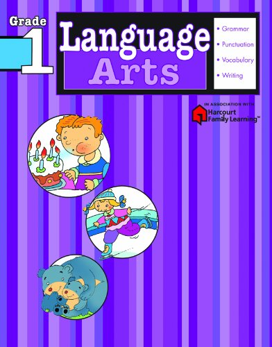 Language Arts: Grade #1 - Paperback