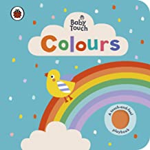 Baby Touch: Colours - Kool Skool The Bookstore