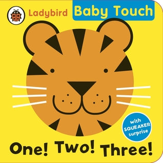 Baby Touch : One! Two! Three! - Kool Skool The Bookstore