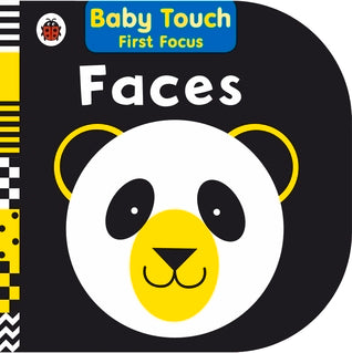 Faces: Baby Touch First Focus - Board Book - Kool Skool The Bookstore