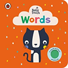 Baby Touch : Words - Kool Skool The Bookstore
