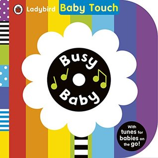Baby Touch: Busy Baby book and audio CD - Kool Skool The Bookstore