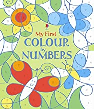 My First Colour By Numbers - Kool Skool The Bookstore