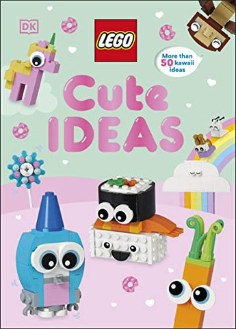 LEGO Cute Ideas: With Exclusive Owlicorn Mini Model - Hardback