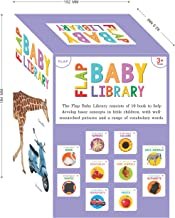 FLAP - Baby Library Boxset (With Free Toy) - Kool Skool The Bookstore